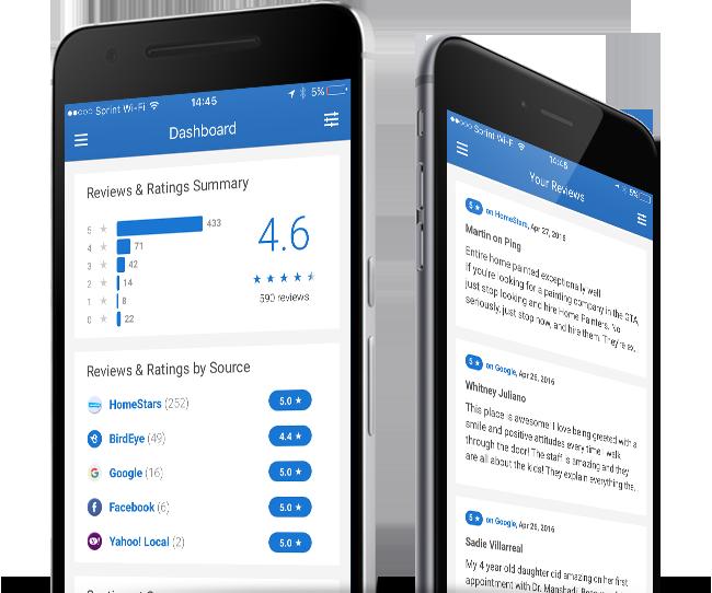 Birdeye Mobile App Ios