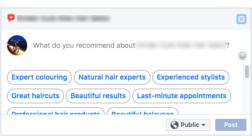 How To Leave A Reviews On Facebook Step 5