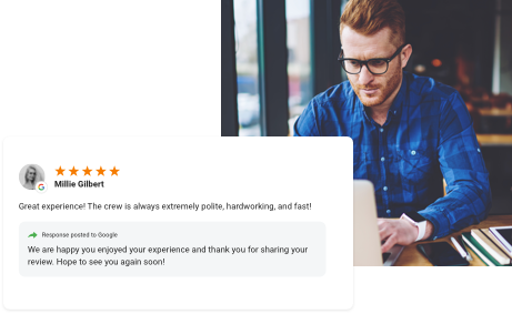 Manage Google Reviews