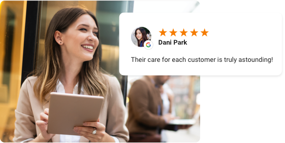 Get Started With Online Reviews
