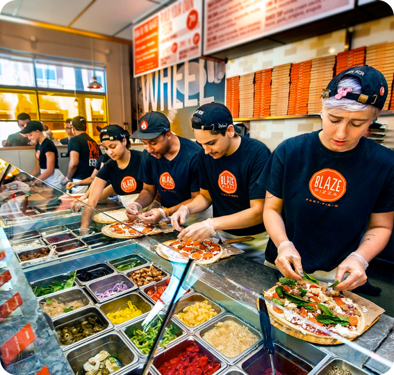 Insights Power Growth For Blaze Pizza
