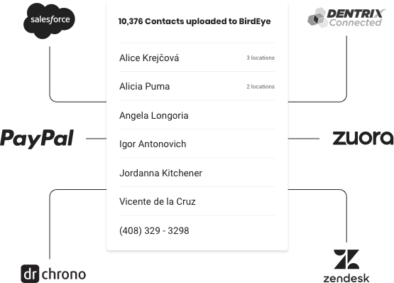 Import Contacts In Bulk