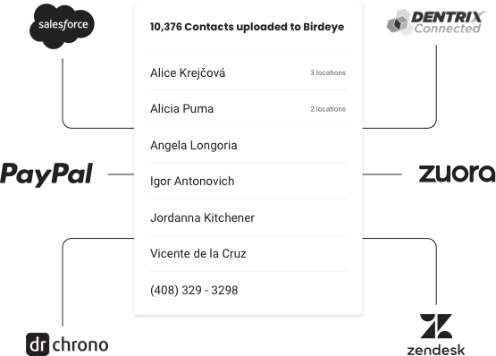 Import Contacts In Bulk V1