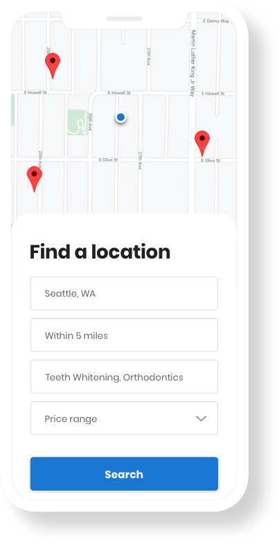 Advanced Search Geolocator Tools