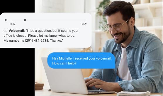 Never Miss A Customer Call