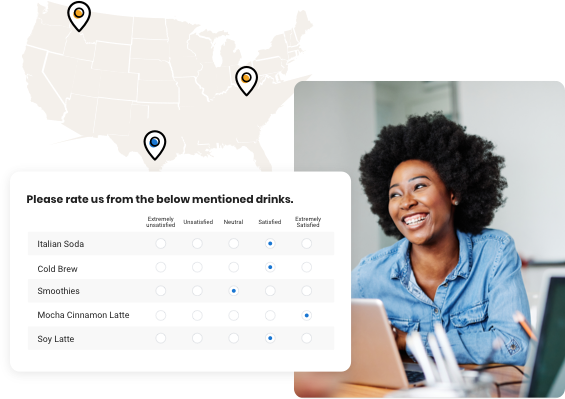 Measure Experience Across Every Touchpoint For All Locations