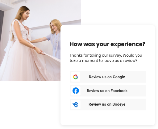 Get New Reviews With Your Surveys