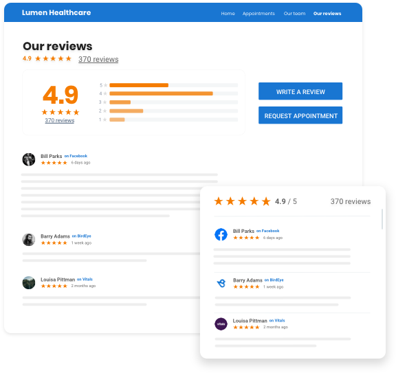 Review Widget Reviews