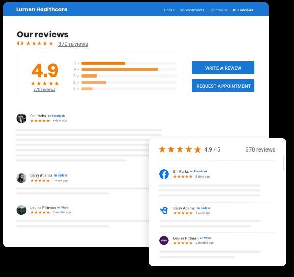 Review Widget Reviews
