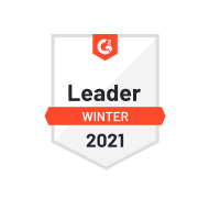 G2 Leader Winter 2021